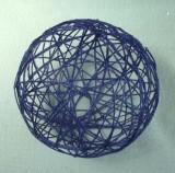 String Balloons Using Crochet Floss Needlepointteacher Com
